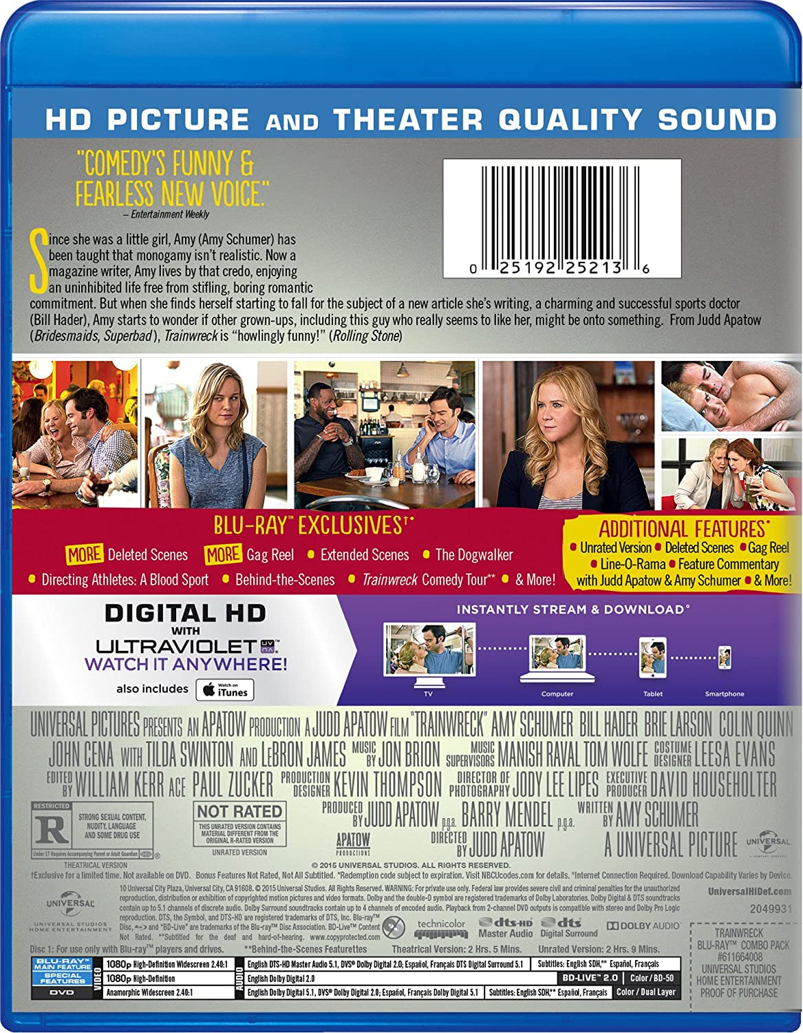 The coloring book review colin quinn - Amazon Com Trainwreck Blu Ray Dvd Digital Hd With Ultraviolet Amy Schumer Bill Hader Brie Larson Colin Quinn John Cena Tilda Swinton