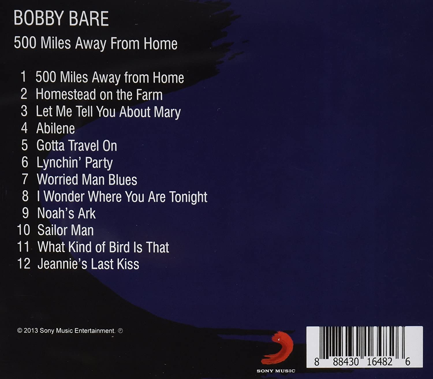 Bobby bare 500 miles away from home mp3 download and lyrics.