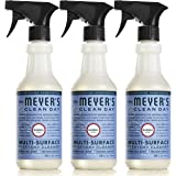 Mrs. Meyer's Multi-Surface Everyday Cleaner, Bluebell, 16 Fluid Ounce (Pack of 3)