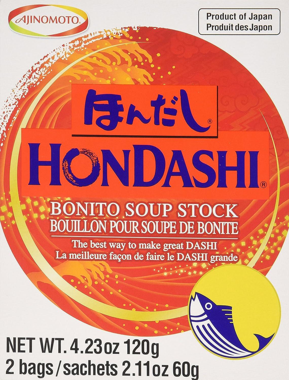 Amazon.com : Ajinomoto - Hon Dashi (Soup Stock) 4.23 Oz. : Grocery ...