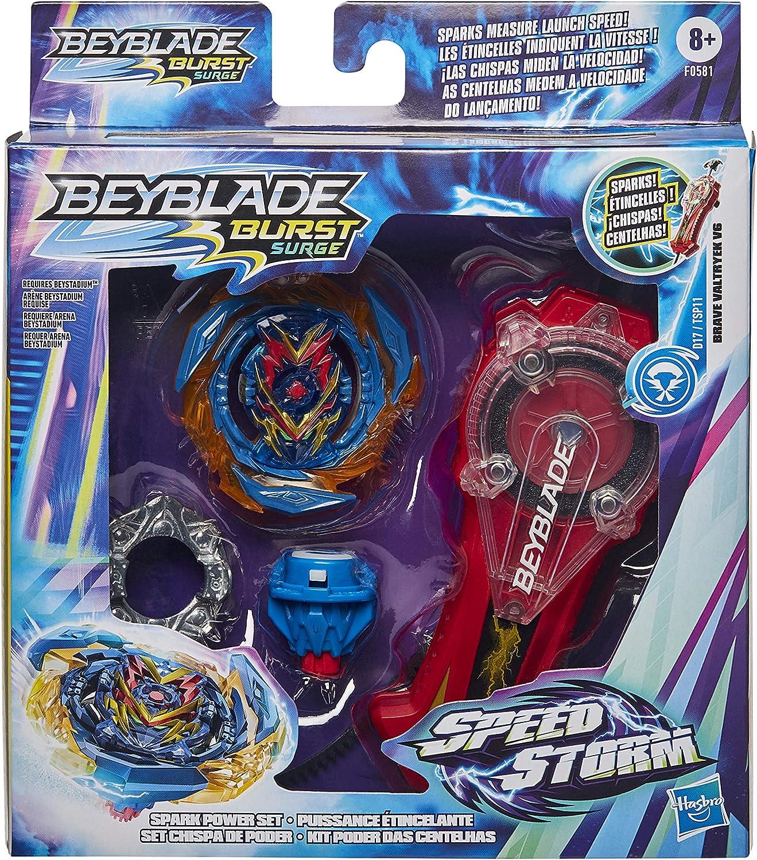 BEY SPEEDSTORM SPARK POWER SET