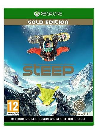 Steep Gold Edition - [Xbox One] - [AT-PEGI]