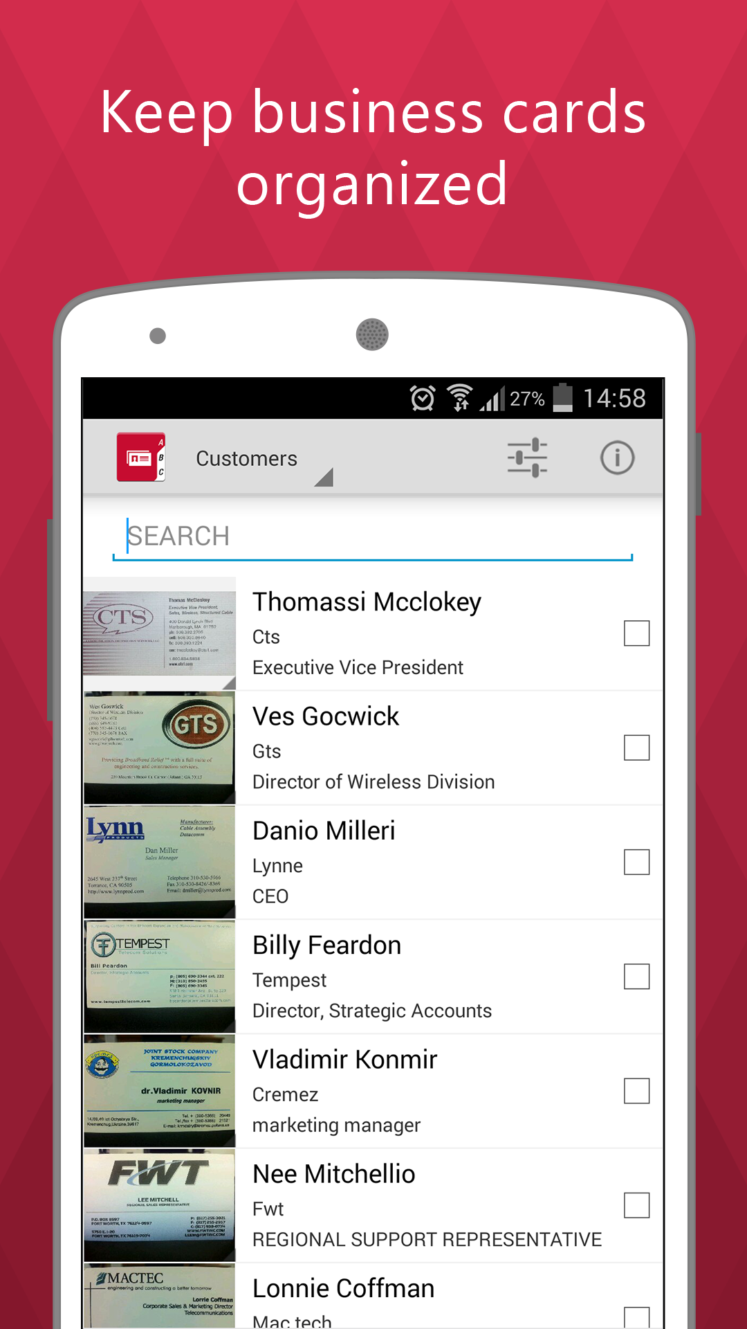 business card reader pro appstore for android
