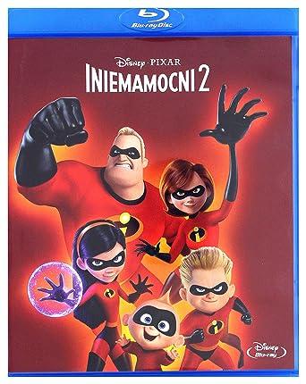 Incredibles 2 Blu-Ray Region Free IMPORT No hay versión española ...