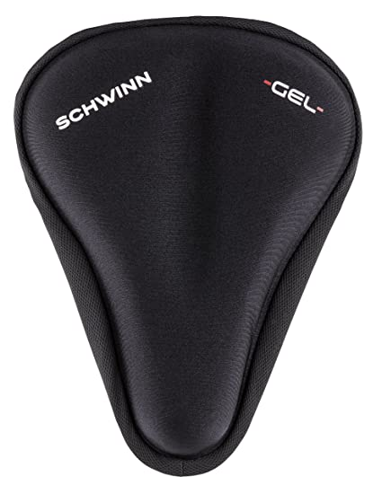 6a619040e45 Image Unavailable. Image not available for. Color: Schwinn Commuter Gel Seat  Cover