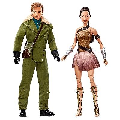 Barbie Wonder Woman Paradise Island Giftset, [ Exclusive]: Toys & Games