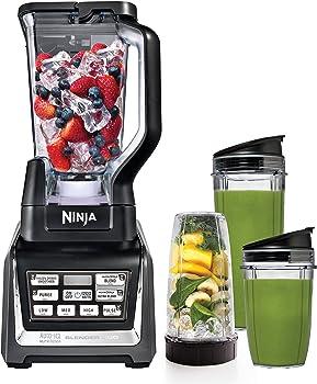 Ninja BL642 NutriNinja Blender Duo with Auto-iQ and Cups