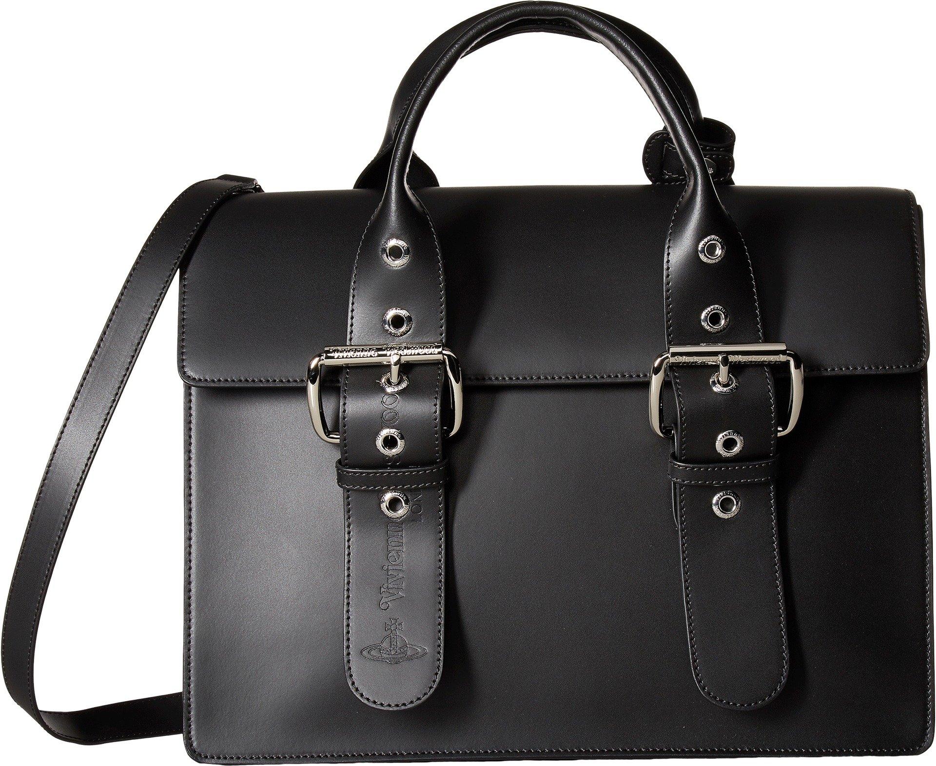 Vivienne Westwood Women's Alex Business Bag Black One Size by Vivienne Westwood