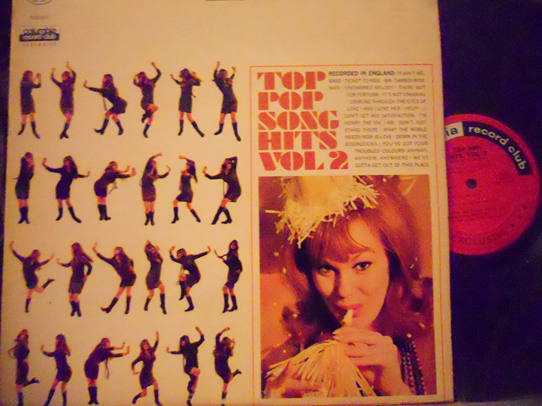 Various - Top Pop Song Hits Vol  2 - Columbia Record Club