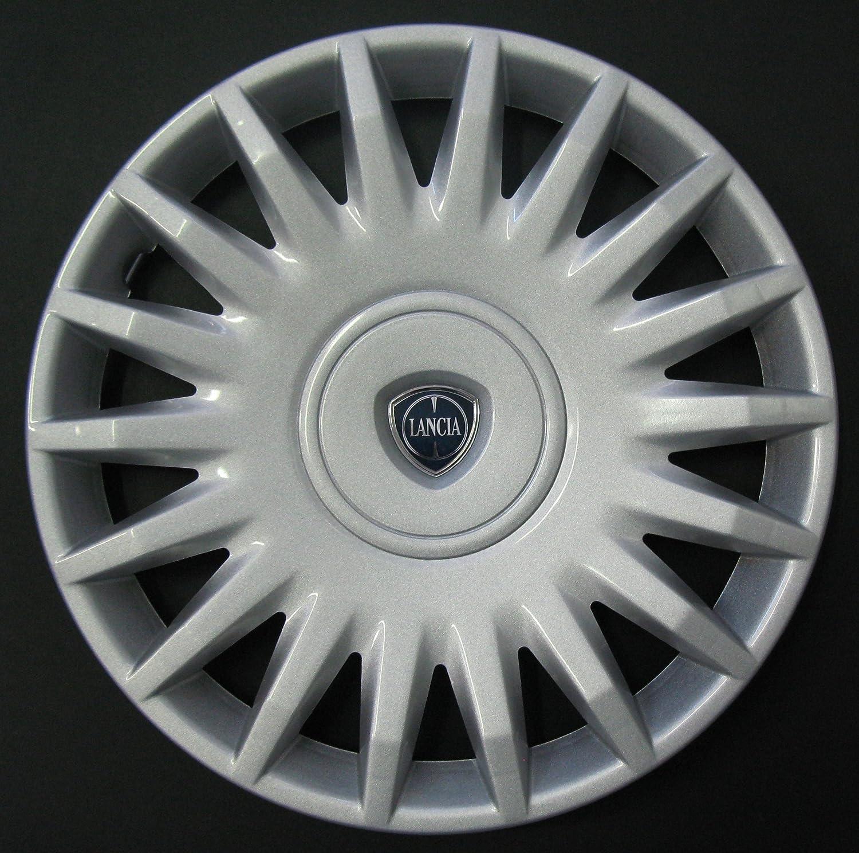Lybra avec Roues Originales en 15 Pouces Jeu de 4 Enjoliveurs Neuf pour Lancia Musa//Ypsilon 2004