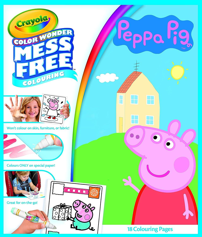 Crayola Peppa Pig Farbwunder