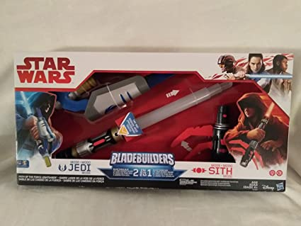 Star Wars Blade Builders Path of the Force Lightsabre Action- & Spielfiguren