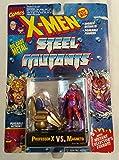 X-men Steel Mutants Professor X Vs. Magneto