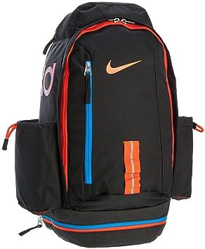 Nike Male KD HOOPS Basketball Backpack Bookbag in Black-Orange  (BA4715-089)  Amazon.ca  Sports   Outdoors 19dd5f65f0a1a
