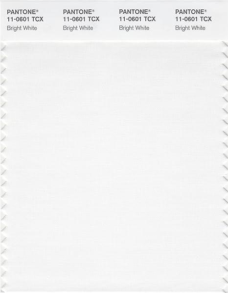 Amazon.com: Pantone Smart color Swatch tarjeta, 11-0601X ...