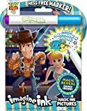 Bendon 44558 Toy Story 4 Imagine Ink Magic Ink Pictures, Multicolor