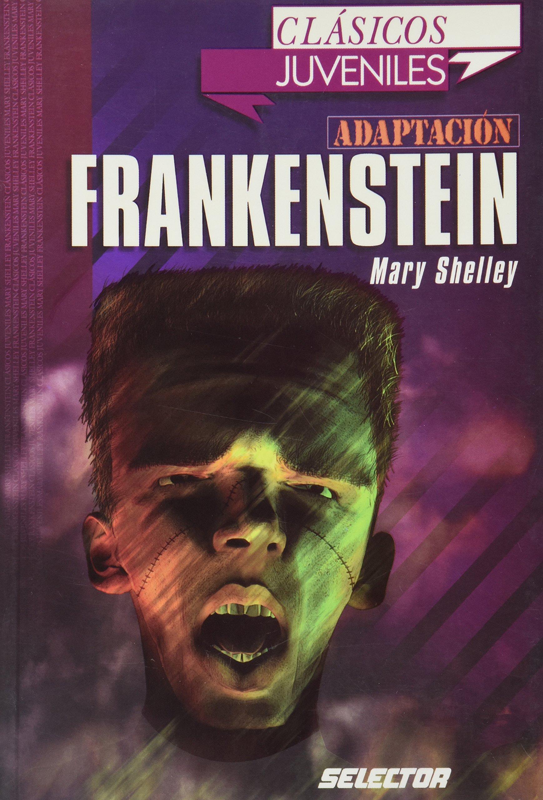 Frankenstein (Clasicos Juveniles/ Juvenile Classics): Amazon.es: Mary Wollstonecraft Shelley, Alicia Alarcon Armendariz: Libros
