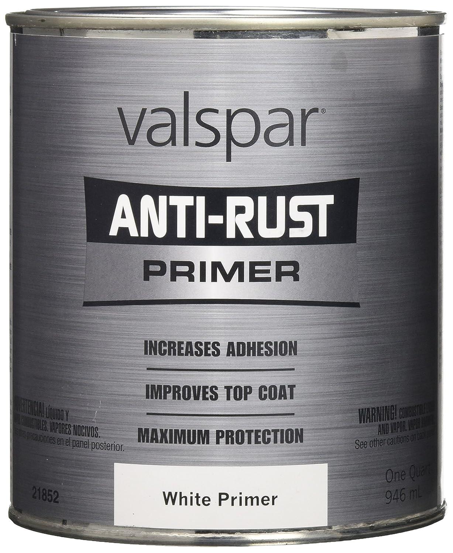 Hardener 8 oz pack of 6 automotive parts and accessories - Amazon Com Valspar 21852q White Metal Primer Enamel 1 Quart Automotive
