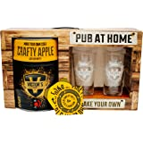 Victor's Drinks Crafty Apple Cider Pub At Home - Make Your Own Cider Gift Set