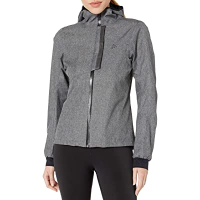 .com : Craft Womens Ride Commuter Bike and Cycling Windproof and Waterproof Reflective Rain Jacket : Clothing