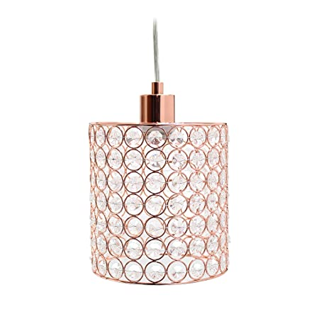Westinghouse Lighting 6329000 One-Light Indoor Mini Pendant, Brushed Nickel Finish with Clear Textured Glass,