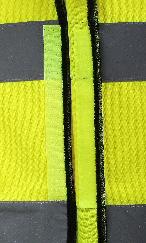 430037 Taille: 2XL Orange Homme Blackrock Gilet de haute visibilit/é