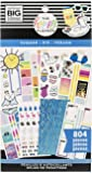 ME & MY BIG IDEAS PPSV-163-3048 Happy Planner STCKRS, Summer, 804/Pkg