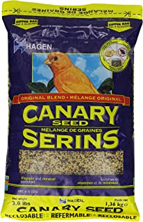 GroceryCentre Hagen Canary Seed Vitamin and Mineral Enriched, 1.36 Kg.