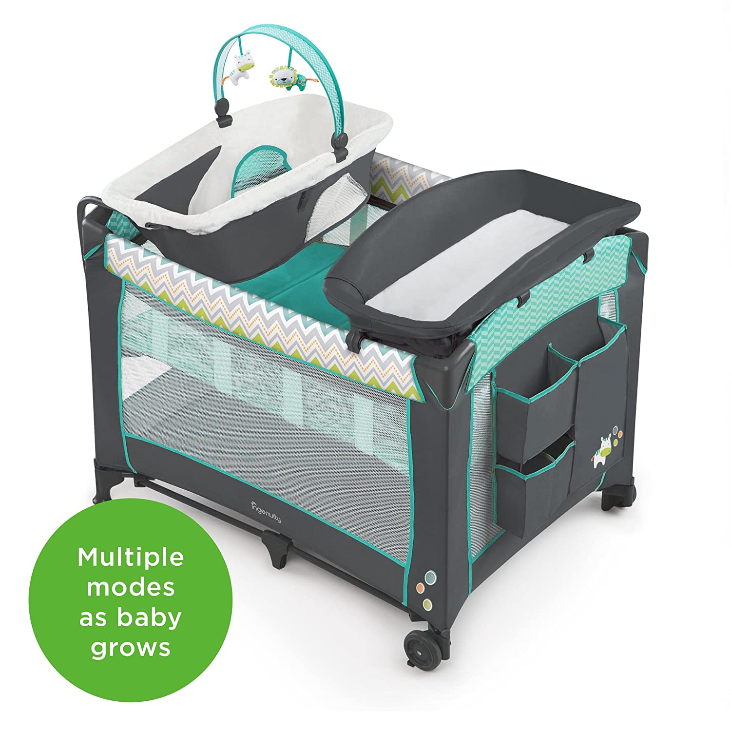 Ingenuity Smart and Simple Playard – Ridgedale