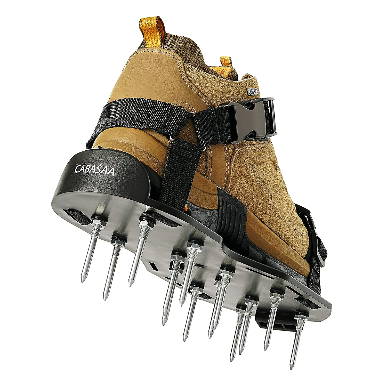 Amazon.com: CABASAA - Sandalias de aire para césped con ...