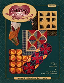 Quilting From the Heartland : 300 Series.: Sharlene Jogenson ... : quilting from the heartland - Adamdwight.com