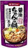 ダイショー ちゃんこ鍋 スープ 醤油味 750g×10 [33372] 鍋スープ
