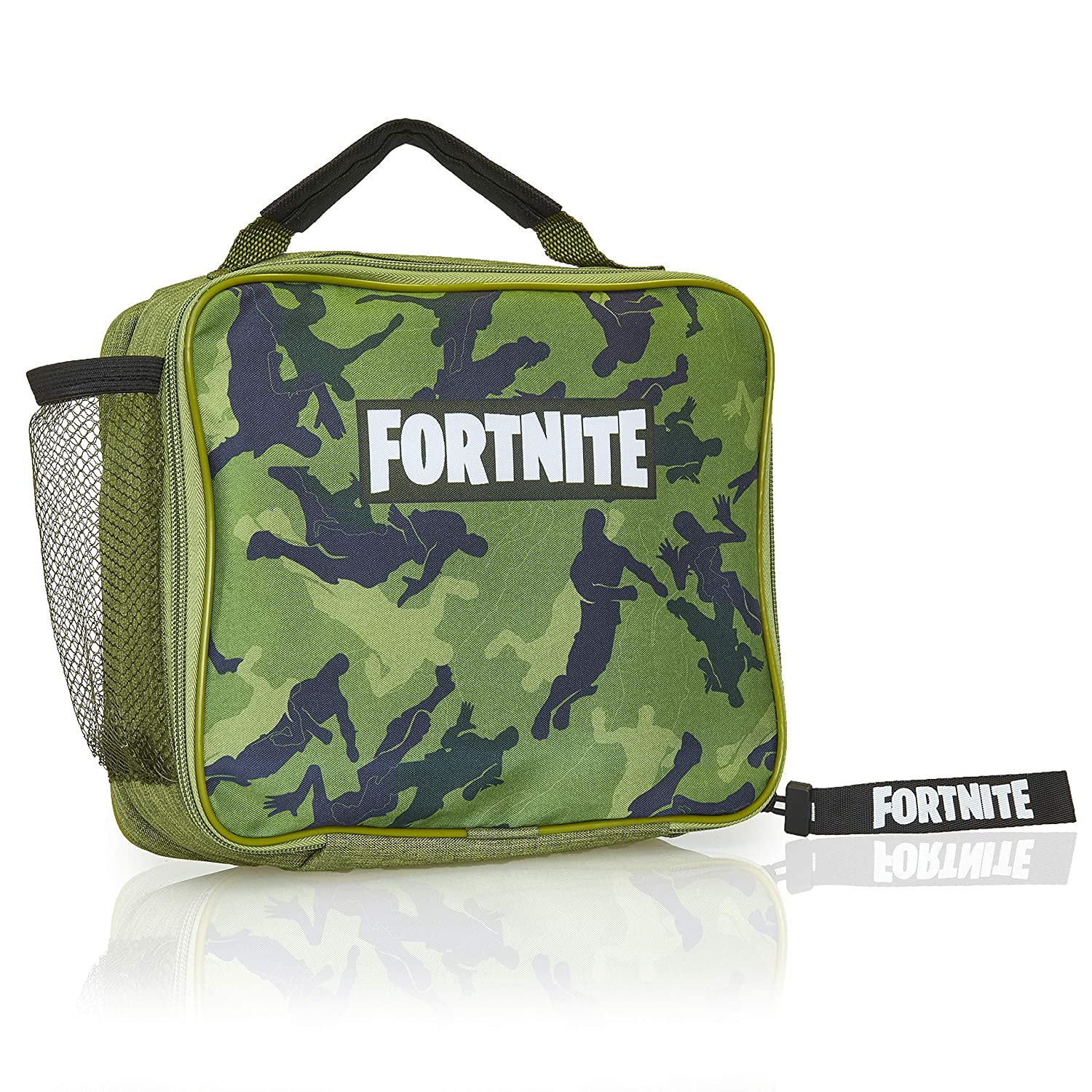 Kids Lunch Bag Box Tote School Box Container Insulated Backpack Fortnite Dance