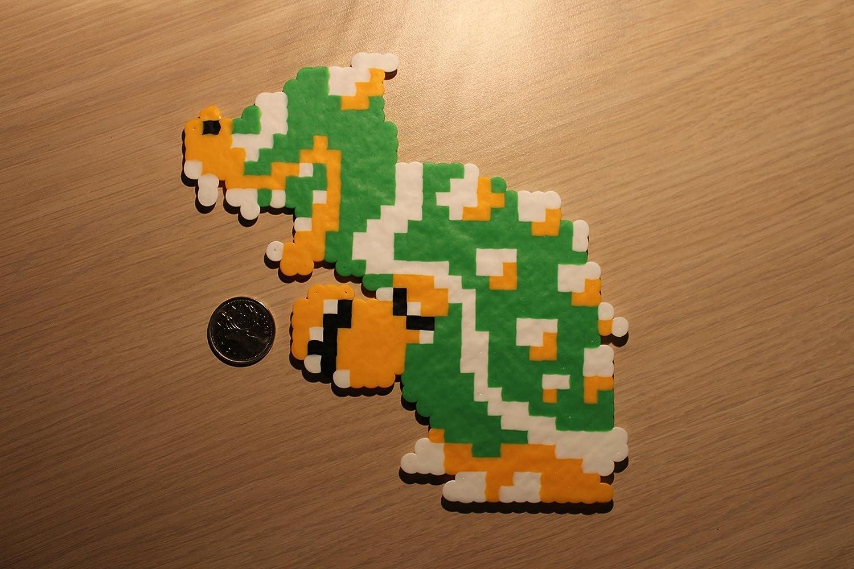 pixel super mario bros 3 bowser