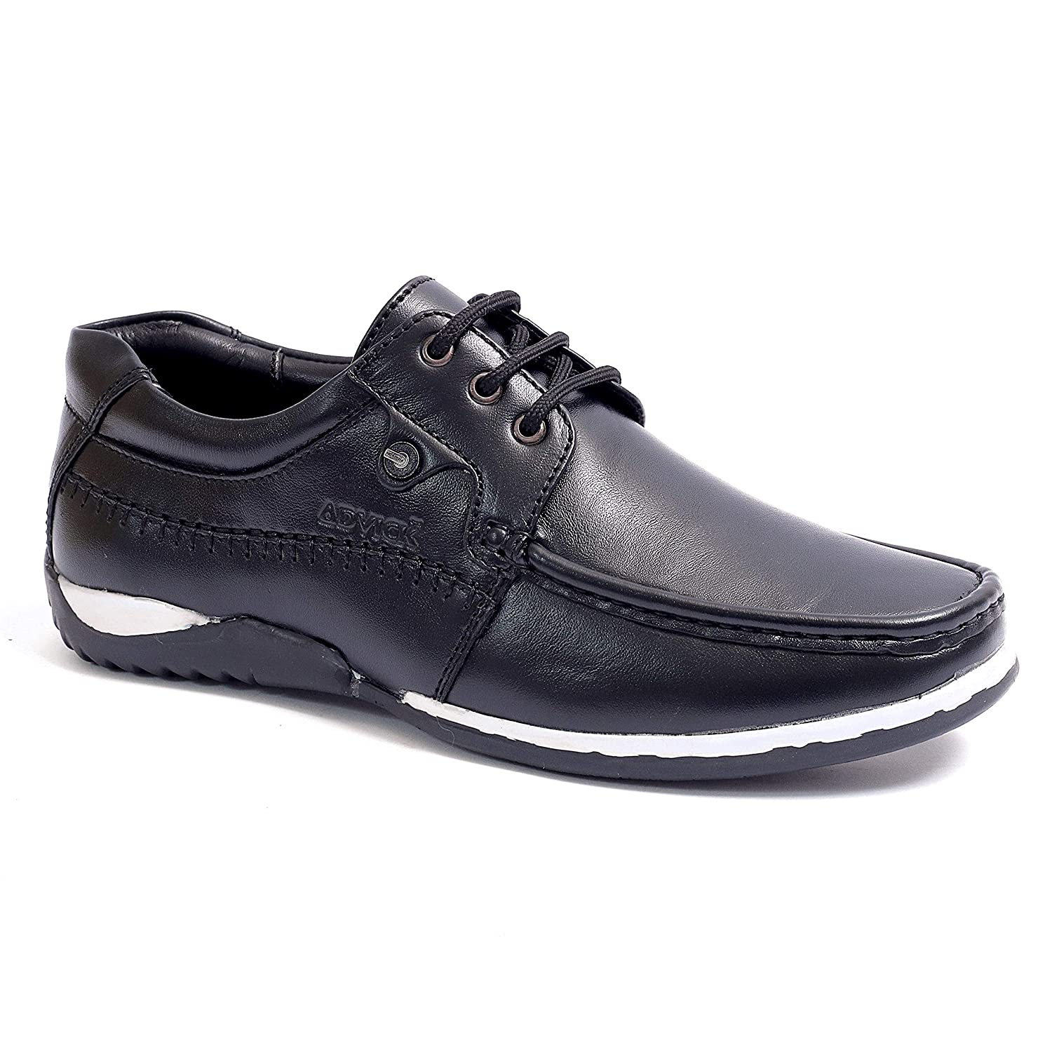 Derby Semi Casual Shoes at Amazon