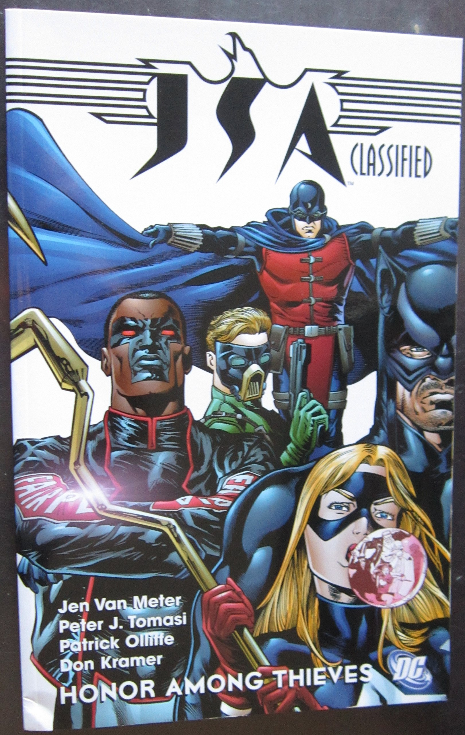 Download Jsa Classified: Honor Among Thieves (Jsa (Justice Society of America)) pdf