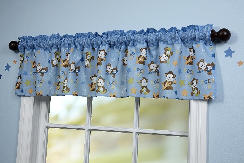 Little Bedding Celestial Baby Window Valance