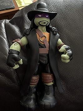 Tortugas Ninja - Donatello como WWE Superestrella The ...