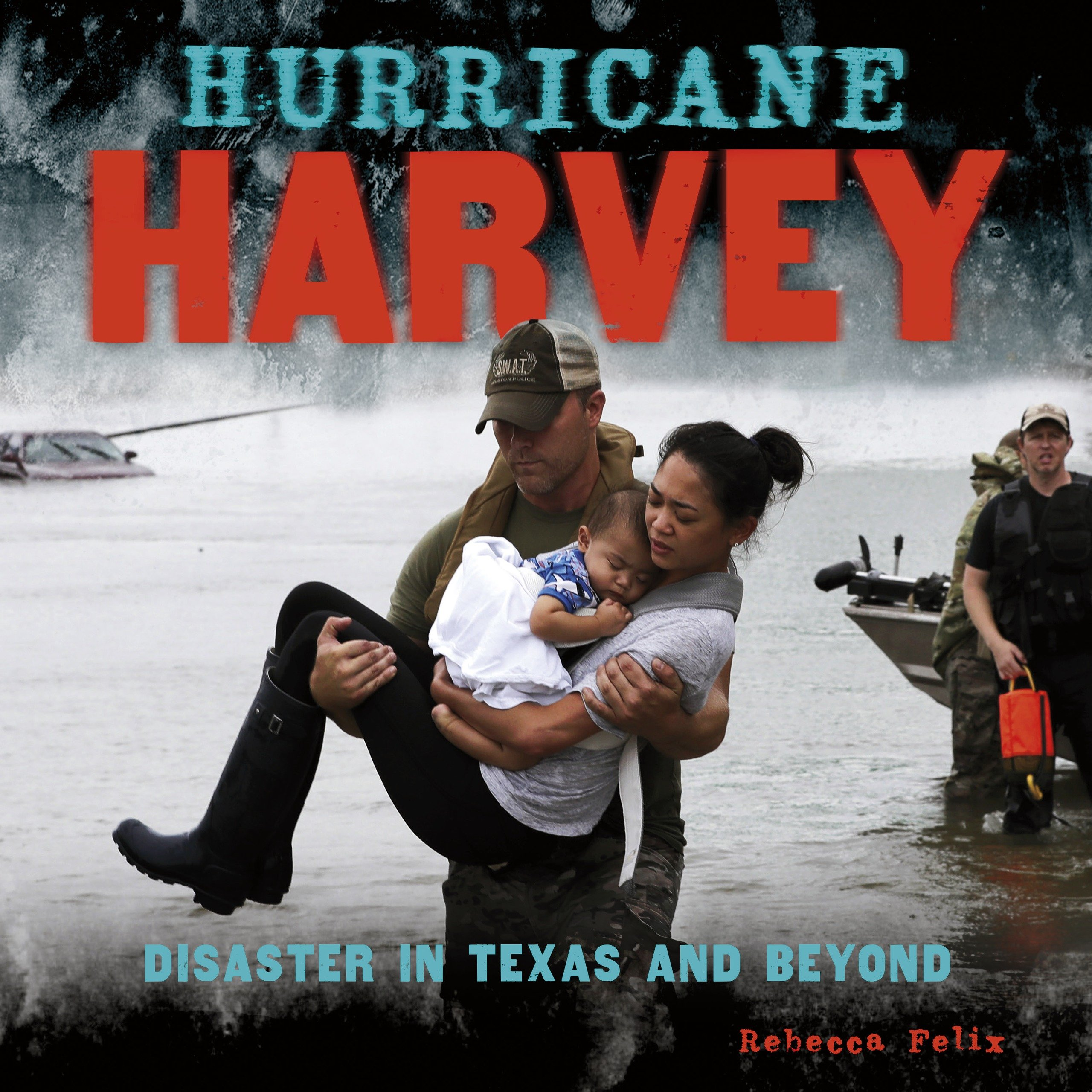 Hurricane Harvey: Disaster in Texas and Beyond pdf