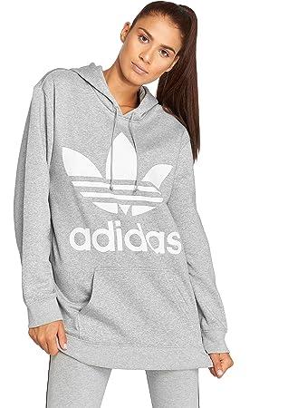 adidas BF TRF Hoodie Sweatshirt, Damen, Orange 30 BRGRIN bff9c190df