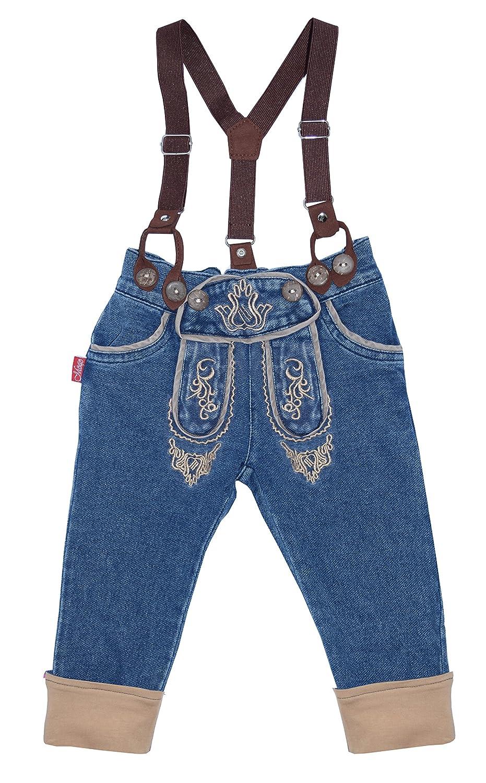 Mogo.cc Lederhosen-Jeans LAVARELLA 1226-1822