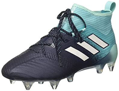 more photos 08860 932be adidas Ace 17.1 SG, Chaussures de Football Homme, Bleu (Energy Aqua Footwear