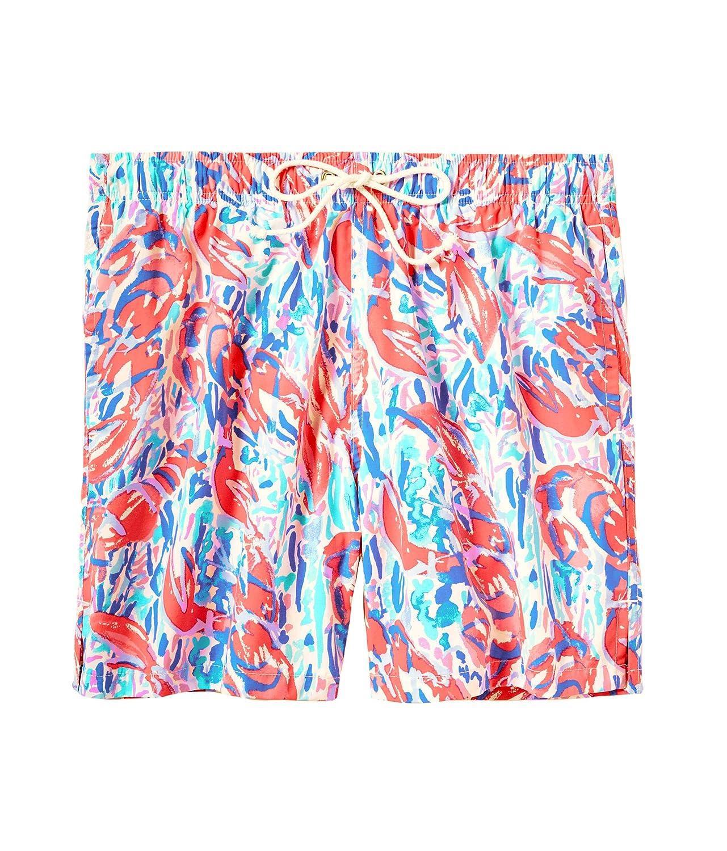 35f0dbe77f Lilly Pulitzer Mens Capri Swim Trunk (XXL) | Amazon.com