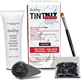 Godefroy Professional Hair Color Tint Kit, Natural Black, 20 Applications