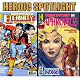 img - for Heroic Spotlight (Issues) (9 Book Series) book / textbook / text book