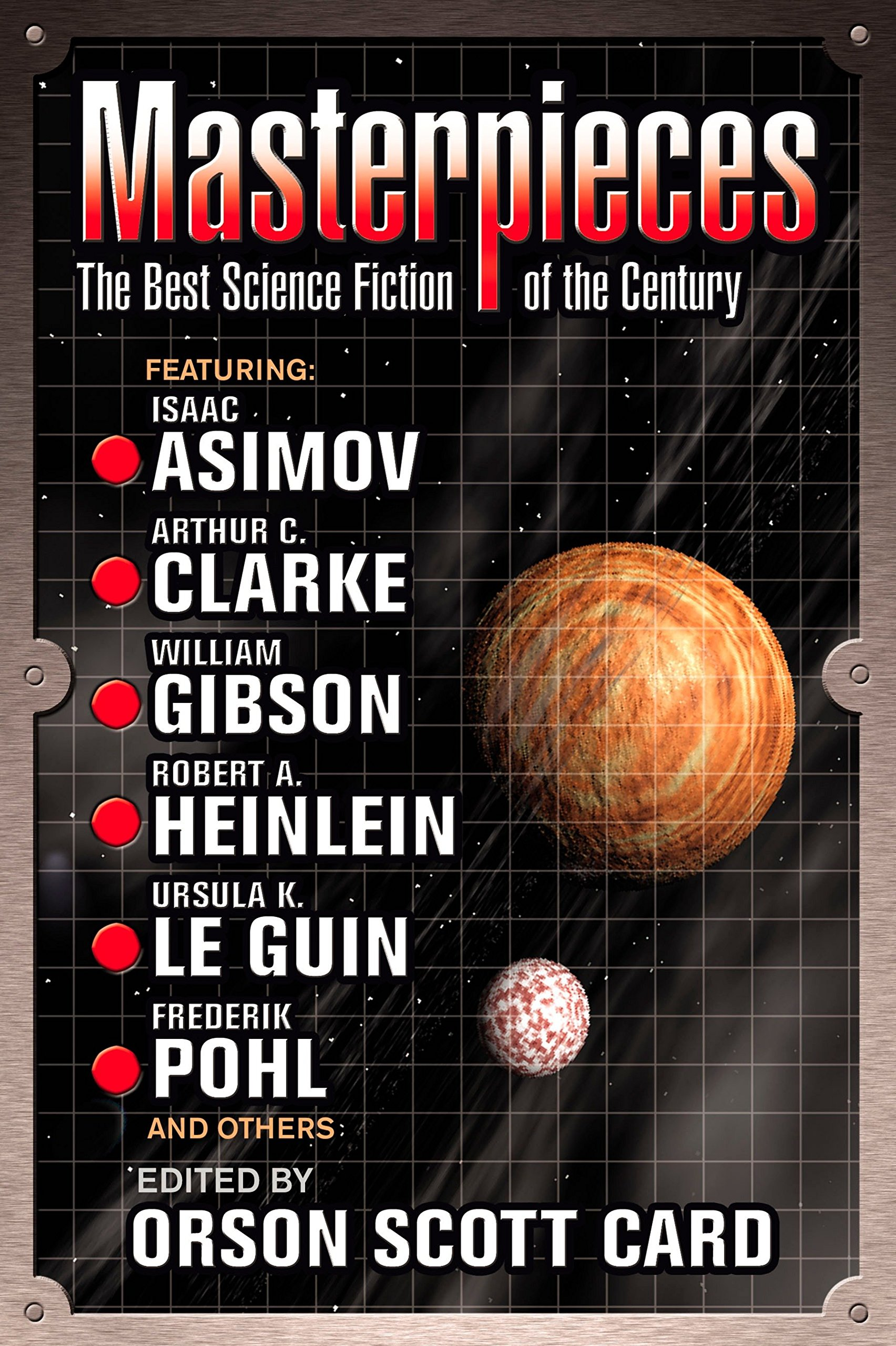 Masterpieces: The Best Science Fiction of the 20th Century
