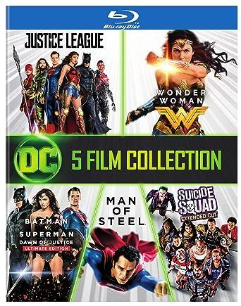 Dc 5-Film Collection 5 Blu-Ray Edizione: Stati Uniti Italia Blu ...