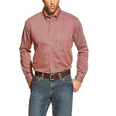 ARIAT Men's Fr Bell Work Shirt
