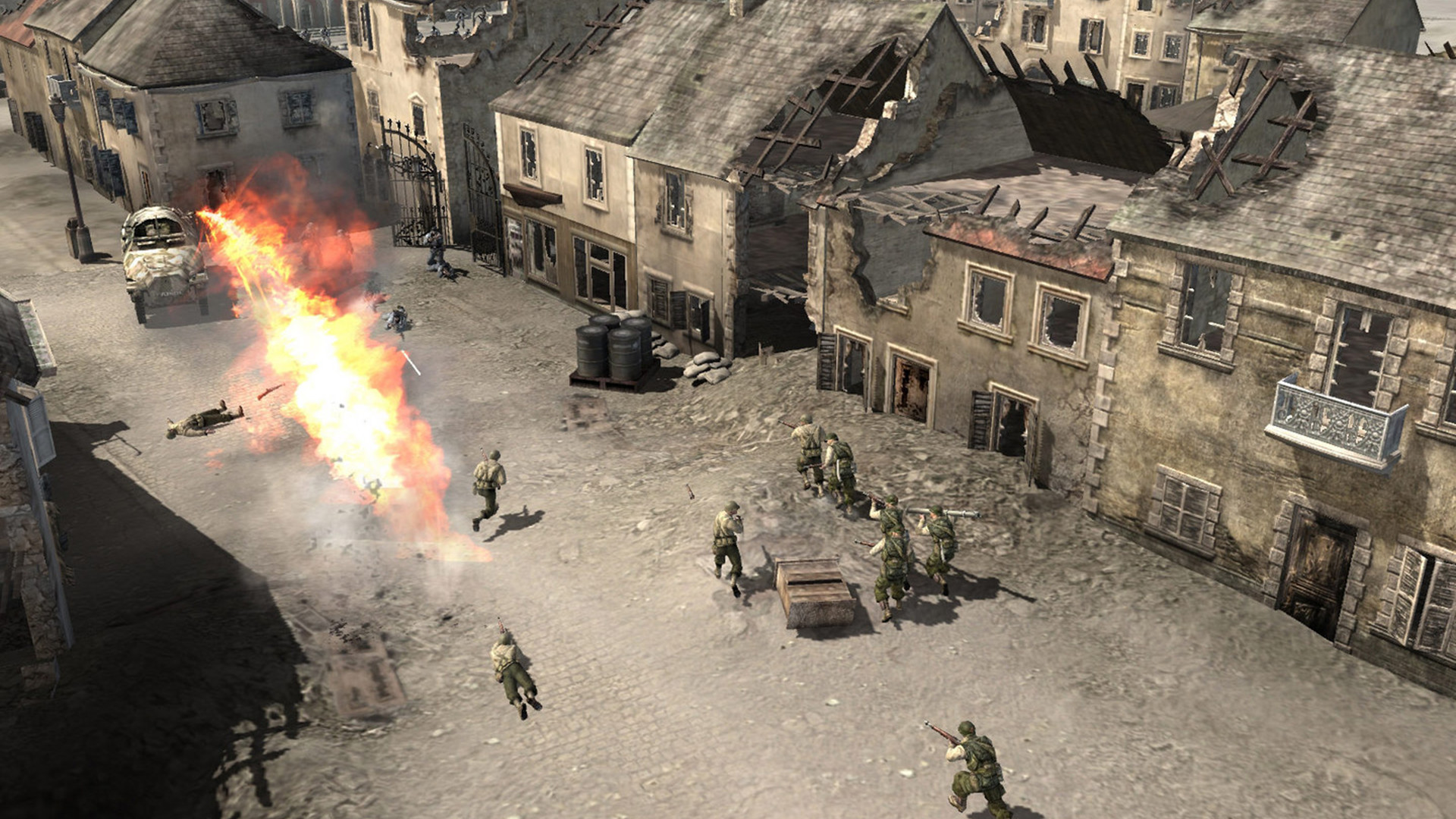 Amazon Com Company Of Heroes Franchise Edition Online Game Code