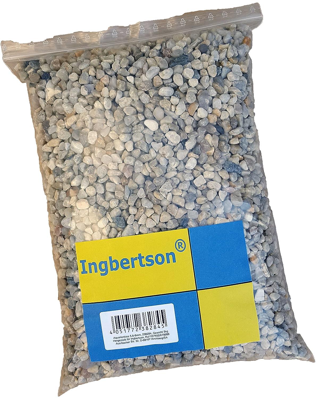5kg Ingbertson® Spezial - Filtersand 0, 4-0, 8 mm Quarzsand Fugensand